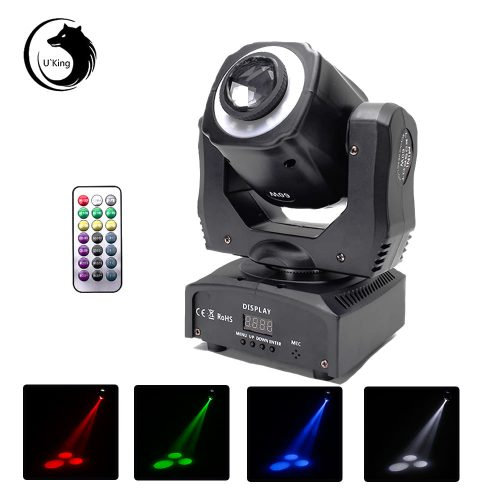 B368 Moving Head Light RGB Triangular