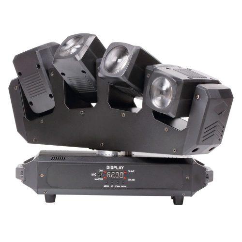 B83 Moving Head Light RGB Stage Effect