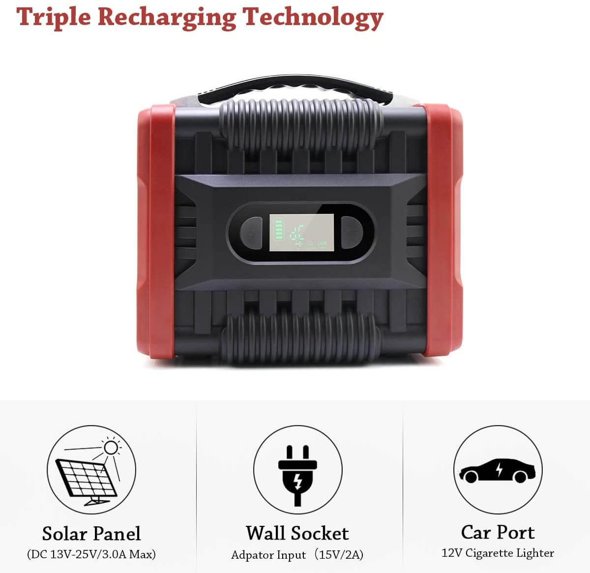 T202 Portable Power Station